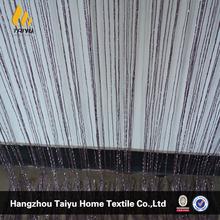 New design metal beaded string curtain
