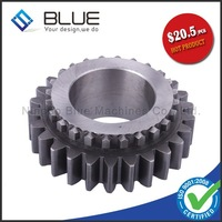 sliding gear transmission for truck parts