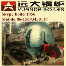 Food making machine steam boiler