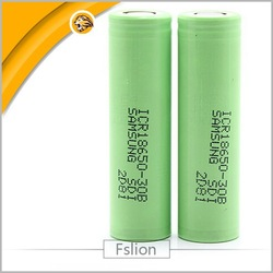 2014 wholesales 18650 battery samsung icr18650-30b 3.7V 3000mah rechargeable battery with fast shipping