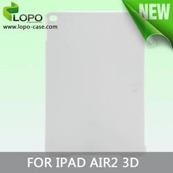 3D Sublimation Tablet Case for ipad air 2 ipad 6