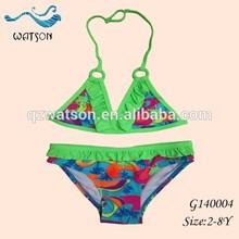 Wholesale Sexy Young Girl Children Bikini Swimwear