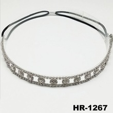 In 2015 fashion woman classical crystal hair band/headband/hair accessories with the new style and high quality