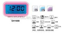 Digital Alarm clock multifunctional blue backlight,digital clock countdown timer,LED alarm clock