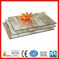 design hotsell pannello composito di alluminio tabella di colore