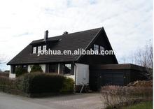 Black Wooden house in Sweden