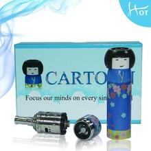 2015 super new mechanical mod Homai Japanese Doll Vapor flask Stingray high quality shenzhen electronic cigarette