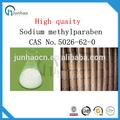 De alta quaity metil paraben 5026-62-0 de sodio