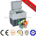 Mini-barata freezers, portátil pequeno congelador, 12v/24v freezer