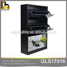 2015 high gloss ventilation shoe cabinet, antique shoe cabinet