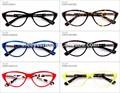 القط العين إطارات النظارات خلات نظارات القراءة jms1232 المرأة العلامة التجارية مصمم النظارات الإطار
