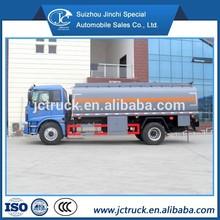 Foton 15000L chemical liquid tanker truck