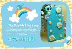 Crystal diamond 3d case for XIAOMI MI2 rose bear flowers Little Red Rid