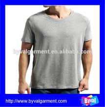 Wholesale summer 2015 fashion short sleeve t-shirt men breathable loose t-shirt