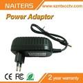 Tomada de fábrica 24 W 12 V 2A adaptador ac, Para cctv e led ac dc adaptador de alimentação
