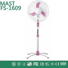 ox blade industrial fan-stand fan with best price made in zhongshan city dongfeng