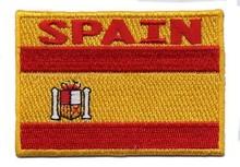 decorative embroidery badge