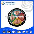 Sinyu cable de alimentación tiene buenas propiedades eléctricas y anti- la corrosión química