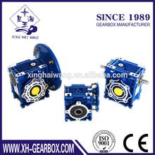 motovario aluminium electric motor speed reducer