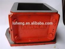 Cast Iron Concrete Cube Mould for Compression Testing Machine ( Four Parts )