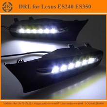 Hot Selling Excellent Quality LED DRL for Lexus ES240 ES350 Super Bright LED Daytime Running Light for Lexus ES240 ES350
