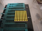 1.2 Inch 8*8 Dot Matrix LED Display Yellow Color