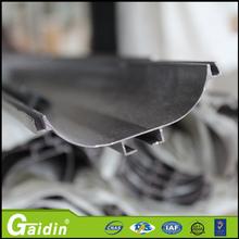Gaidin Brand led strip light customized curtain wall decorative aluminum profile