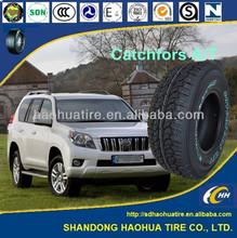 Hot sale! new passenger car and SUV tires wholesale 215/15C 31x10.50R15LT