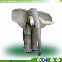 Life Size Elephant Sculpture for Home Garden Decoration