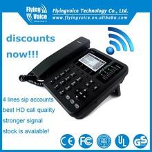 shenzhen OEM voip manufacture IP542N wifi sip desk phone with VPN