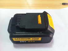Replacement battery for dewalt DCB200,dewalt battery 20v li-ion power tool battery