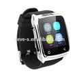 Il ce ha approvato! A basso costo 2015 nuovi prodotti orologio da polso orologio bluetooth telefono