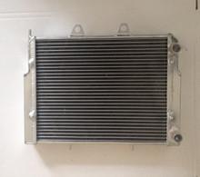 ATV racing radiator for YAMAHA YFZ450R YFZ450X 2009 2010 2011 2012 2013