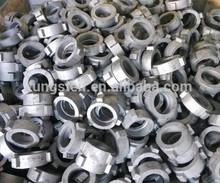 tungsten carbide ring sleeve in pump shaft seals