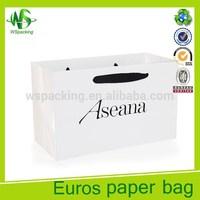 Euros tote cloth carrying bag paper bag cloth bags