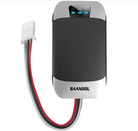 Baanool Coban GPS Tracker 303 with ACC and low battery alarm for Motorcycle