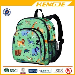 2015Wildkin Olive Kids Trains, Planes and Trucks Snack Backpack