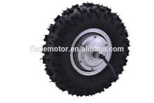 Brushless DC motor/eletric wheel hub motor /electric scooter motor