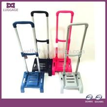B2B Online Bag Handles Wheeled Trolley Retractable Luggage Handles