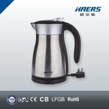 2014 New Home Appliance Unique Tea Pot 1.5L Thermal Electric Kettle 002