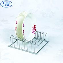 Hcj 701-703guangzhou bastidores de acero inoxidable/cocina placa de bastidores