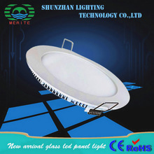 Information Auto Car Pcb Dome 230v 9w led panel light