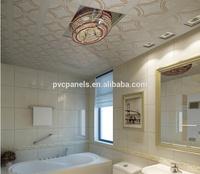 hall pvc ceiling tiles, white pvc bathroom panels, laminated pvc wall panel for bedroom