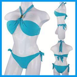 2015 fashion women super mini bikini