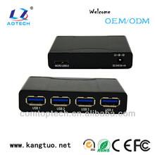 USB 3.0 HUB Hot Selling High Speed 4-Port USB Hub