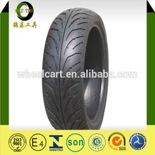 2015 Black Motorcycle Tire 350-10