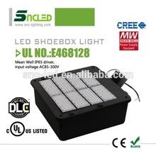 Area light DLC UL LED shoebox light 400W LED shoebox light football pitch lamp