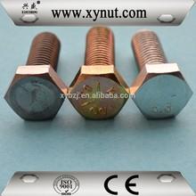 hex bolt Din 933 M22 gr 4.8/8.8/10.9/12.9