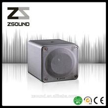 "PA 4.5"" High End Wall Speakers (1.5W-3W-6W) T-611"
