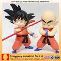 Dragon ball figuras de ação, oem brinquedos anime, anime bonecas